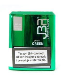 Tabaka JBR Green 10g