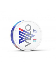 VELO Berry Frost 10mg