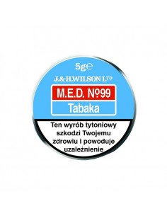 Tabaka J&H Wilson Medicated 99 5g