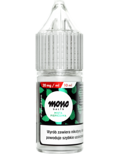 Liquid Mono SALT 20mg - Mięta pieprzowa