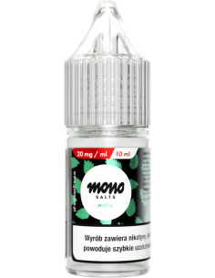 Liquid Mono SALT 20mg - Mięta