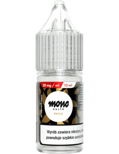Liquid Mono SALT 20mg - Tytoń